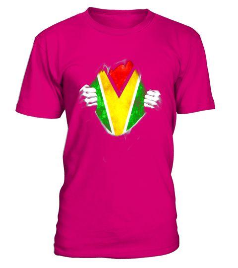 d5ca4113f Guyana Flag T Shirt. Proud Guyanese . Special Offer
