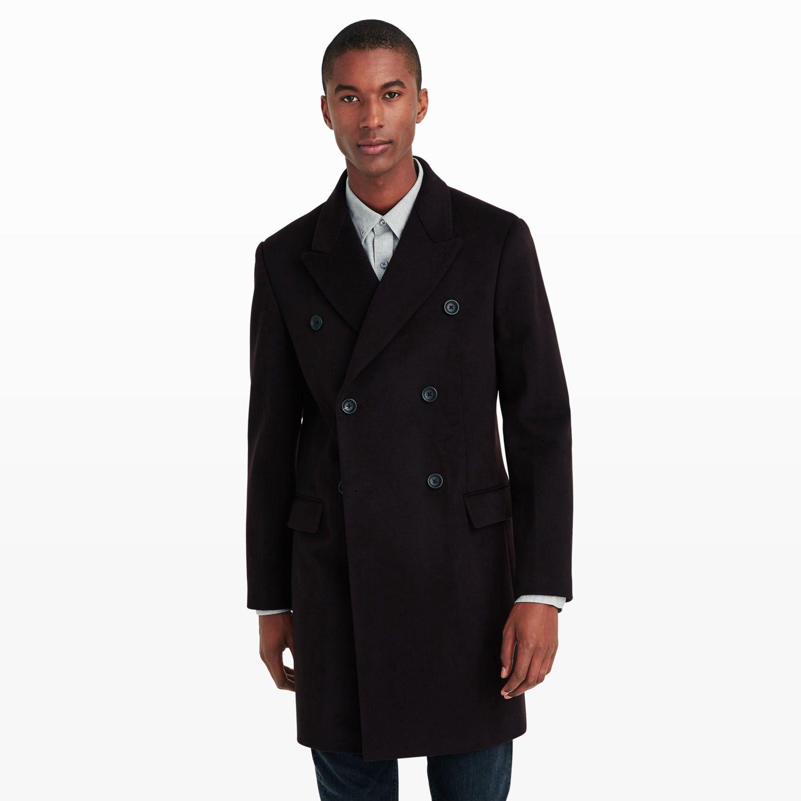 f8bf48cfc CLUB MONACO Wool Cashmere Topcoat. #clubmonaco #cloth # | Club ...