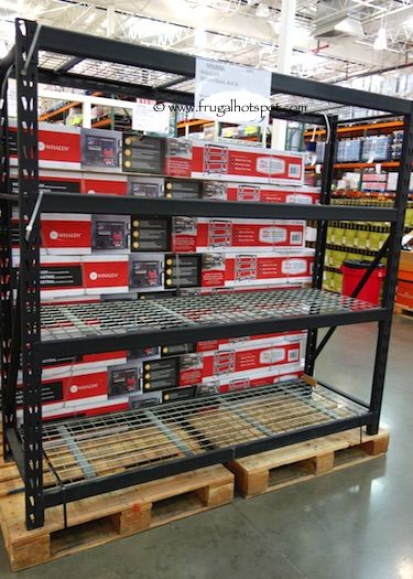 Costco Sale Whalen Industrial Rack 119 99 Industrial Racks