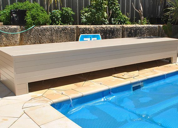 Awesome Pool Blanket Boxes | Pool Storage Boxes