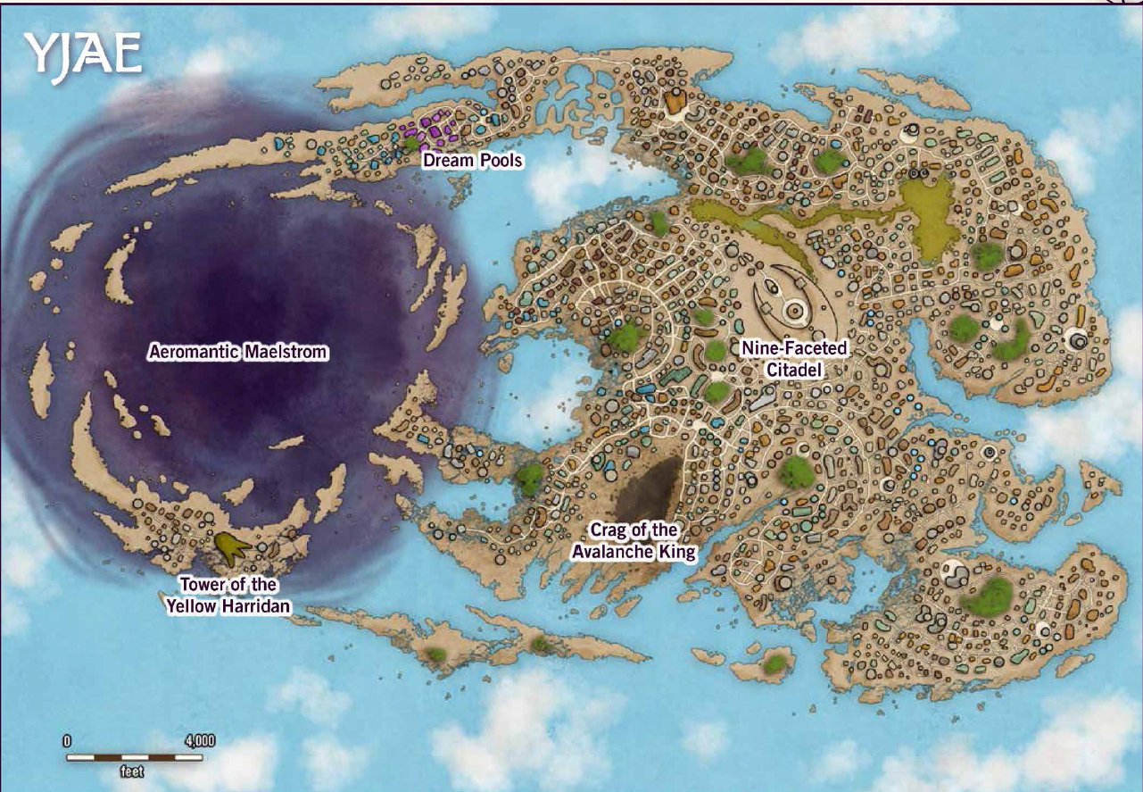 Mythic Realms - Yjae | d&d in 2019 | Fantasy world map ...