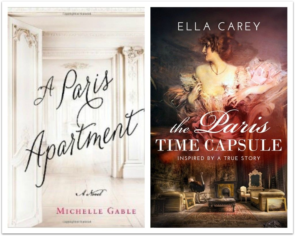 Two Books Written About A Paris Apartment That Had Been Left Untouched For 70 Years And Was Full Of Historical Treasures From The Belle Époque