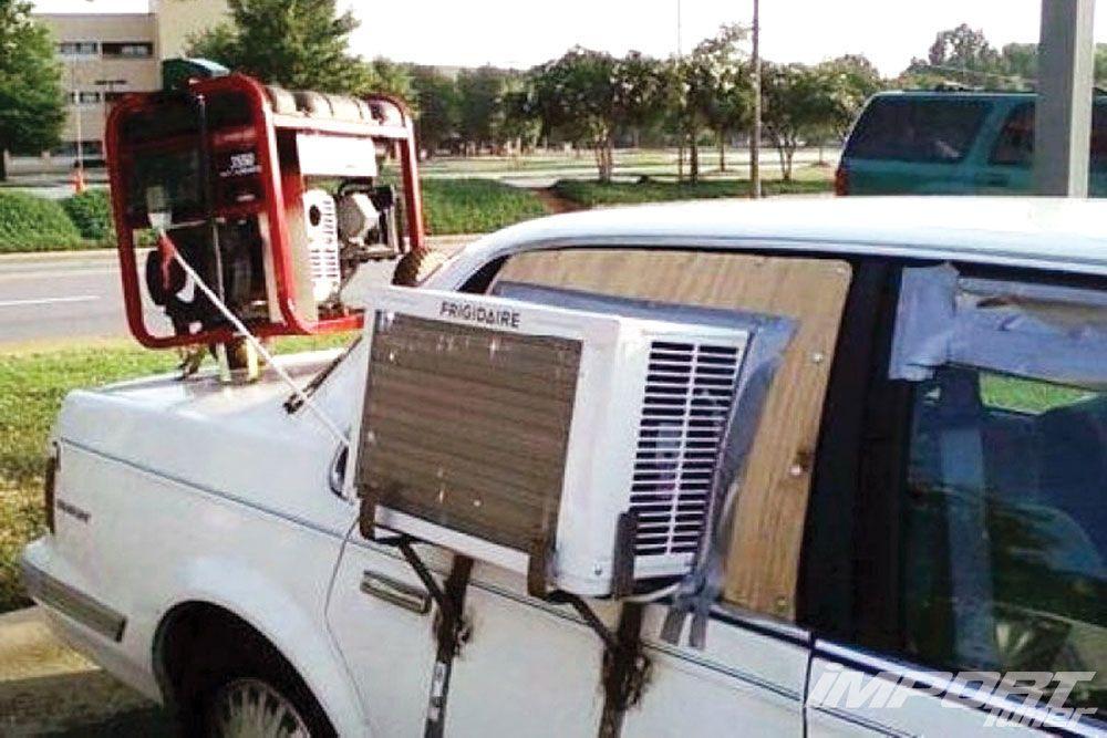 Top 10 worst DIY car repairs air conditioning repair 03