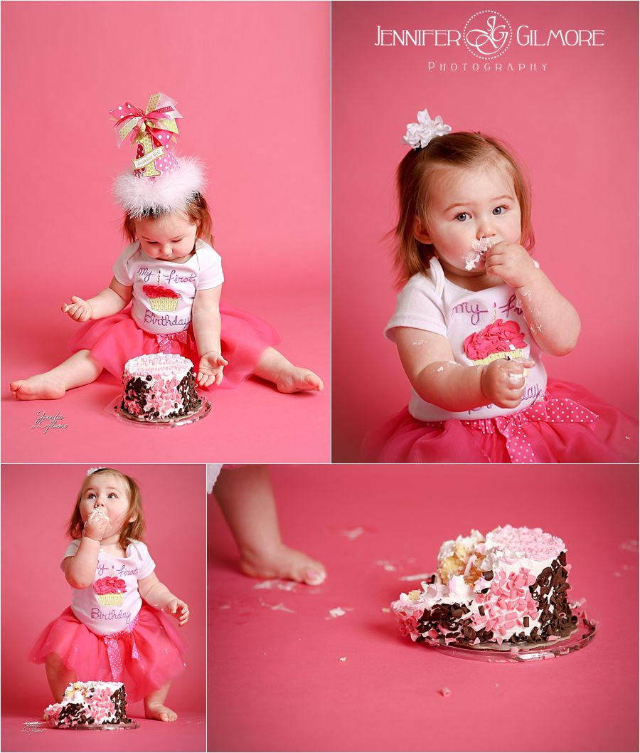 Cake Ideas For One Year Old: Cake Smash! 1 Year Old Birthday Photography Session