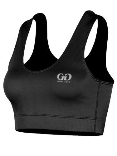 6c75289943bda Women s Form Fit Dry Fitness Aerobic Sports Bra-Softball Zumba Field Hockey  Volleyball Running and