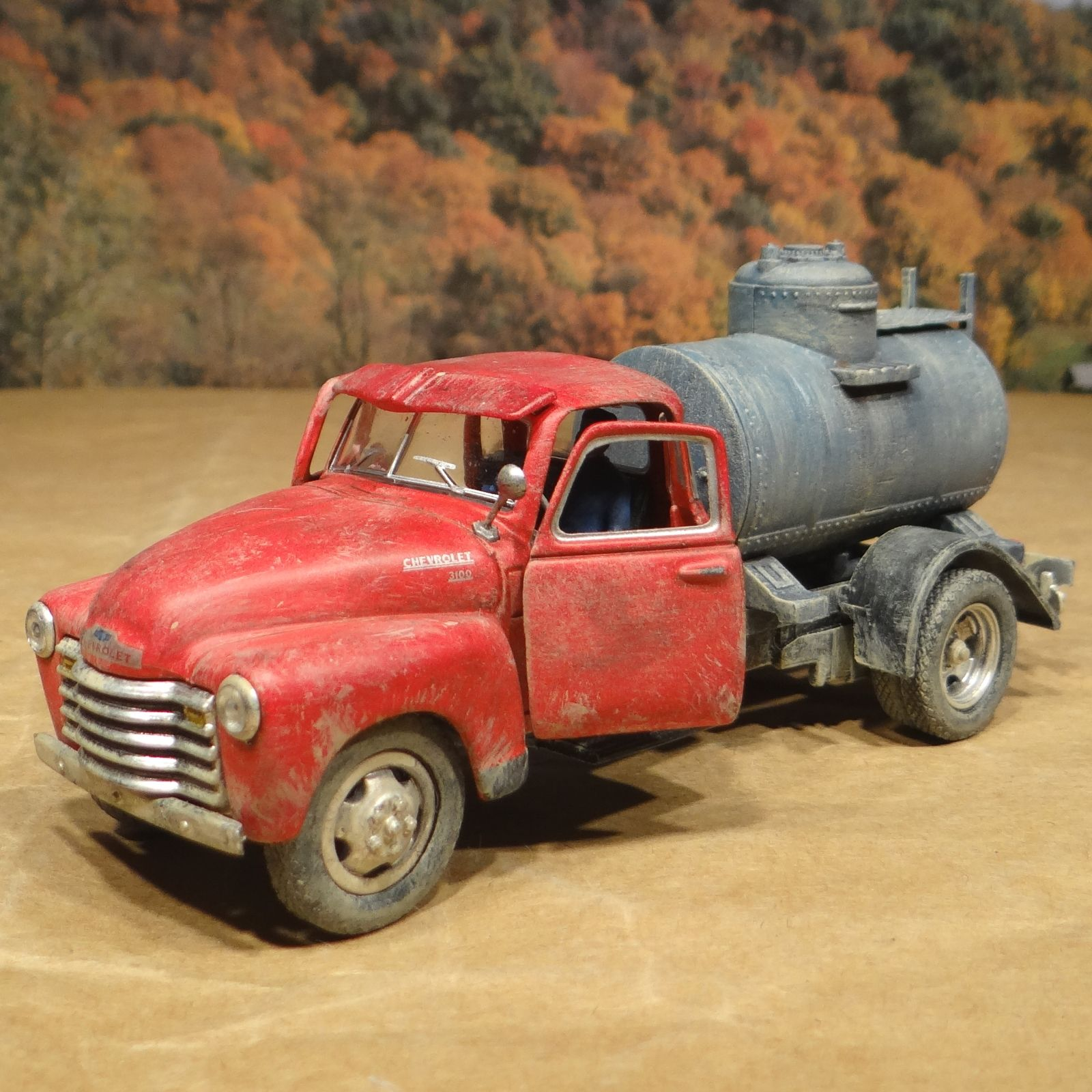 1950 Chevrolet Farm Water Truck - On Sale Now for a very limited ...