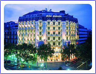 Majestic Hotel Barcelona Photo Nanettes Favorite Places Pinterest Spain And Spa