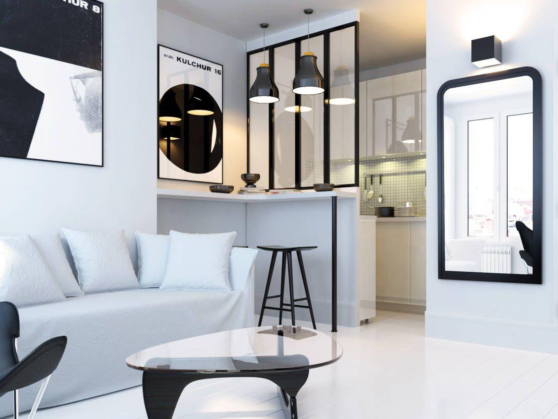 6 astuces incroyables pour petit appartement cuisine for Astuce petit appartement
