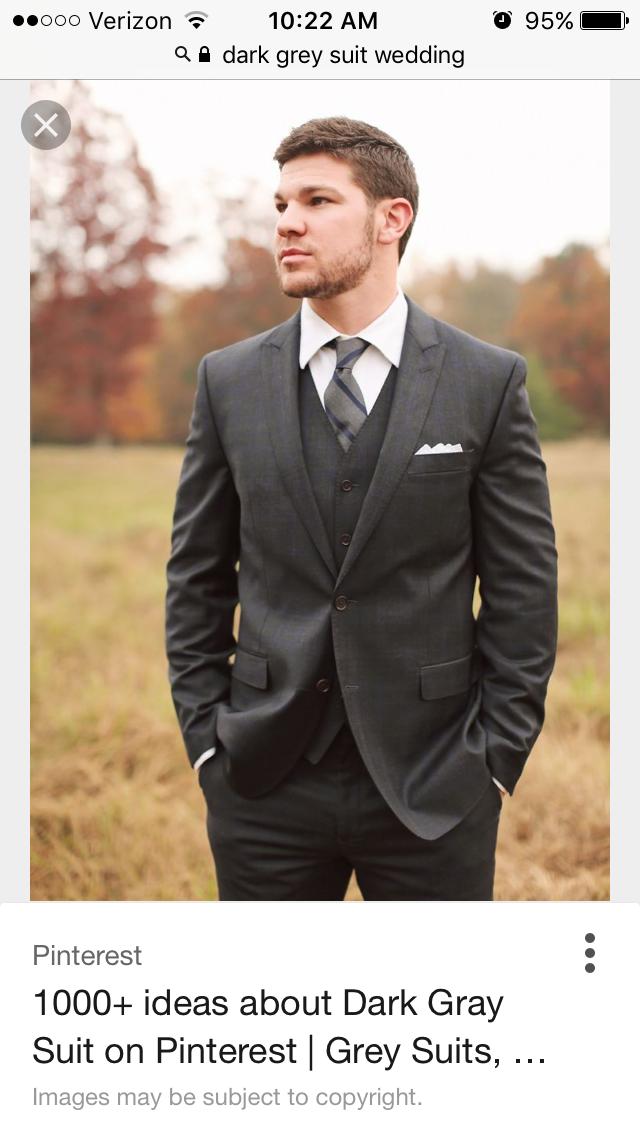 Grey Suit Groom Dark Groomsmen Gray Tux Suits Rustic Chic