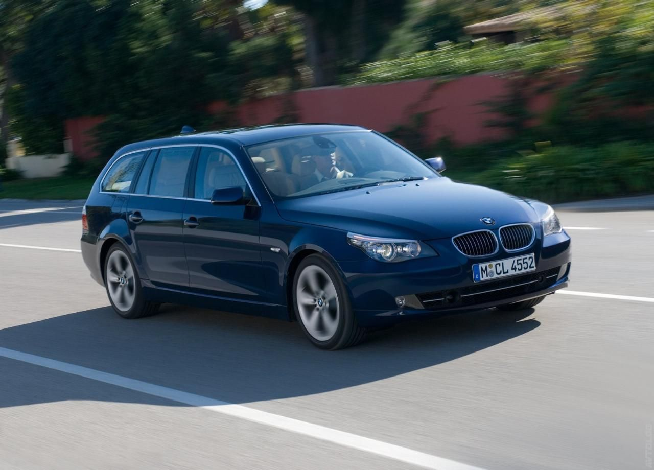 2008 BMW 5 Series Touring | BMW | Pinterest | BMW, BMW Series and Cars