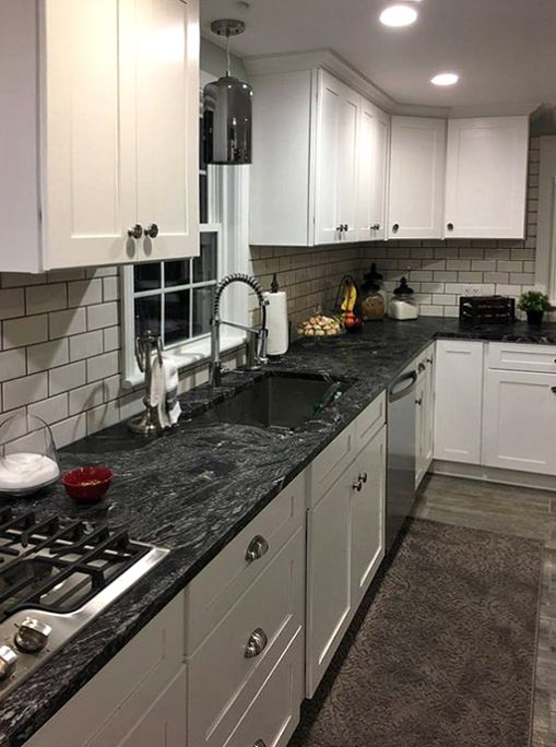 Tuscany White Kitchen Cabinets Builders Surplus Kitchen Cabinet Design Granite Countertops Kitchen White Kitchen Design