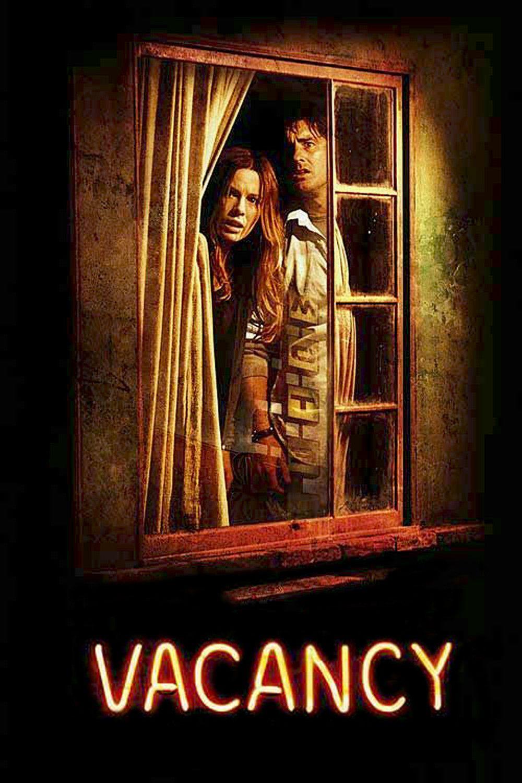 針孔旅社 Vacancy 2007 Horror movie posters, Scary movies