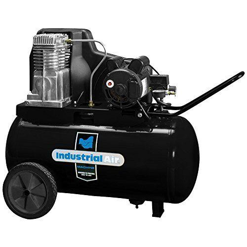 Industrial Air Ip1982013 20 Gallon Belt Driven Air Compressor Review Https Bestpressurewasherr Electric Air Compressor Portable Air Compressor Air Compressor