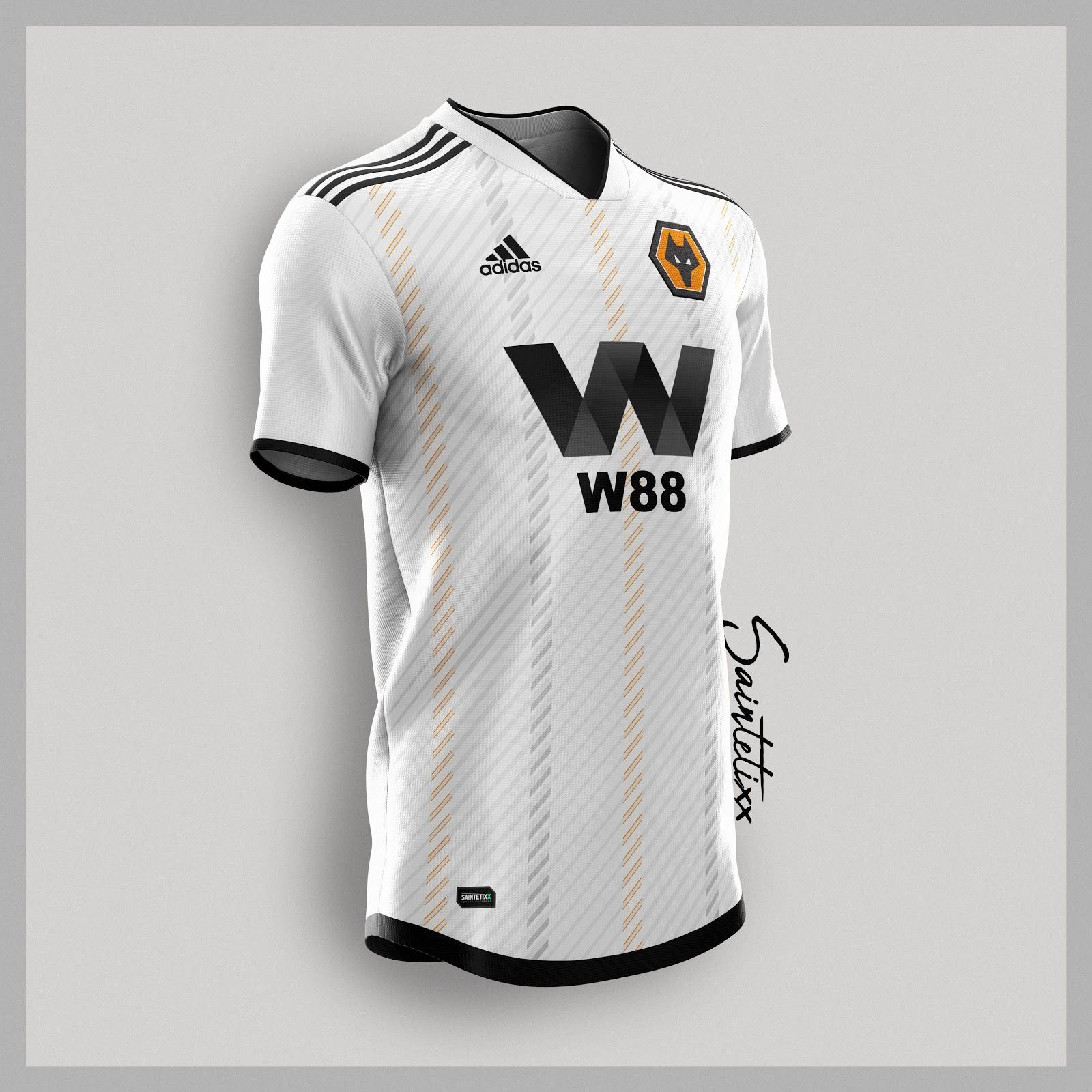 Amazing Adidas Wolves 19-20 Home 56373204f