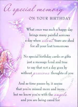 Happy Birthday Jaime It S Your Special Day We Miss You Everyday