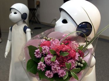 Robots to marry and reproduce in Russia?