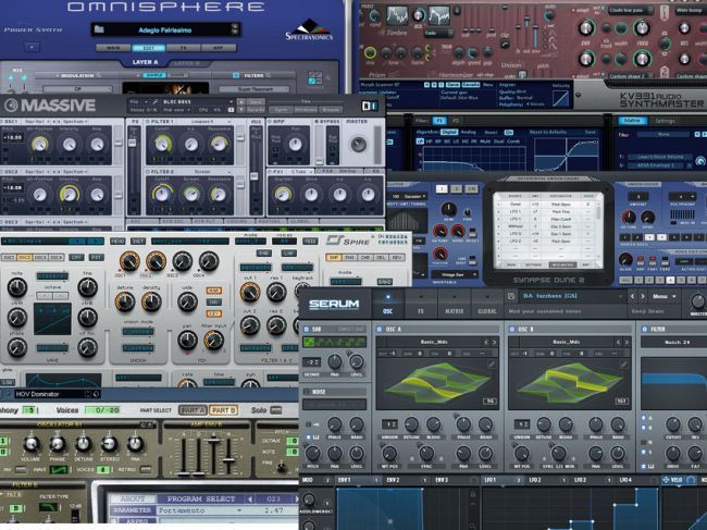 the 50 best vst au plugin synths in the world today musicradar studio music recorder. Black Bedroom Furniture Sets. Home Design Ideas