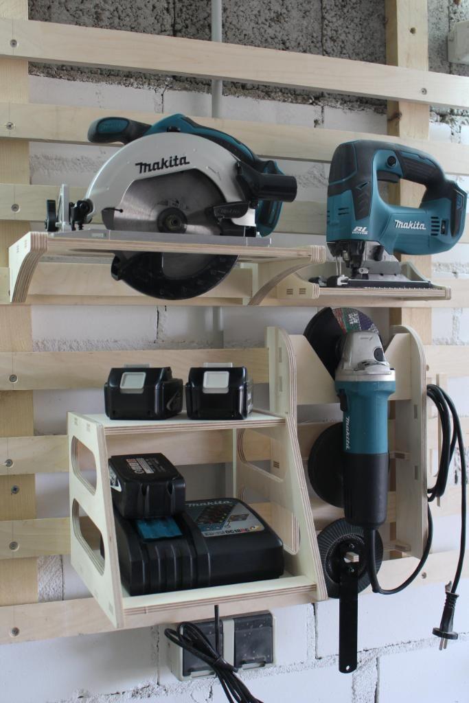 Photo of French Cleat – Angle grinder Flex Halter 150 in Schleswig-Holstein – Rickert …