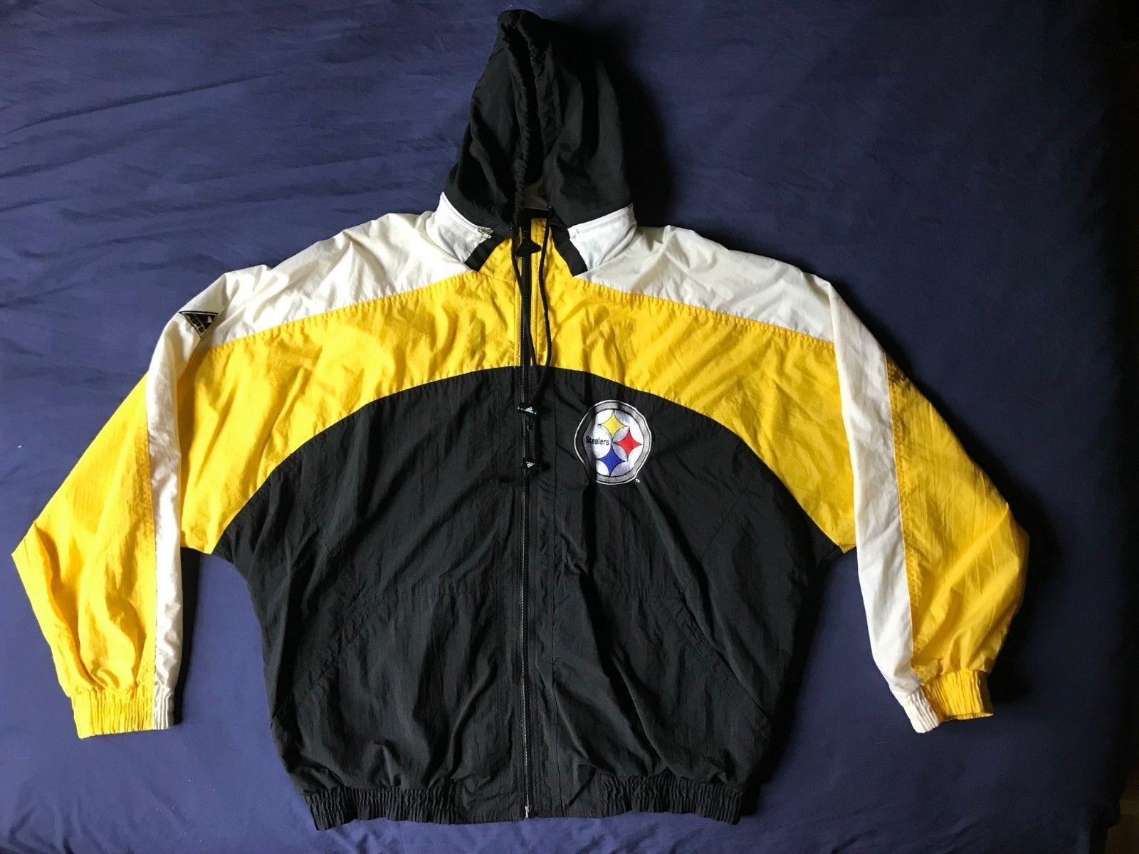 timeless design 98d81 e10c9 Men's vintage 90's Starter MLB Pittsburgh Steelers ...
