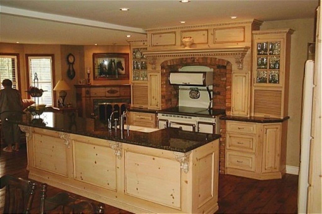 Top 10 Punto Medio Noticias Cheap Unfinished Pine Kitchen Cabinets