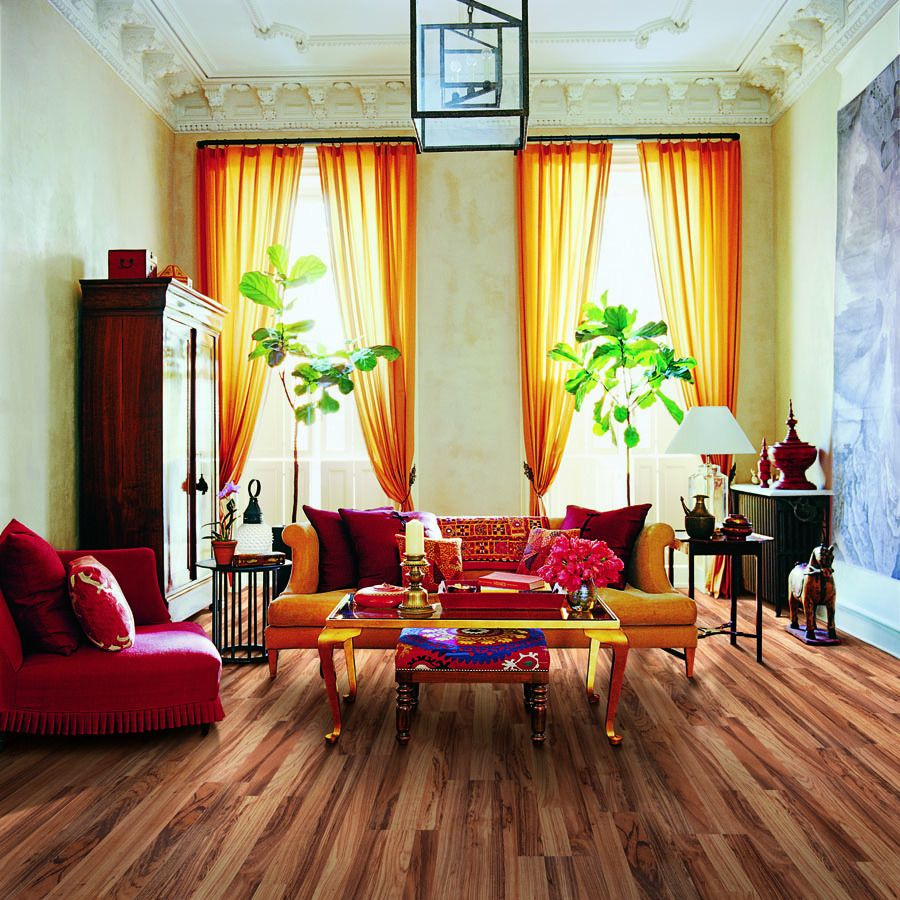 Pergo Max 7 61 In W X 3 96 Ft L Australian Eucalyptus Smooth Laminate Wood Planks At Lowes