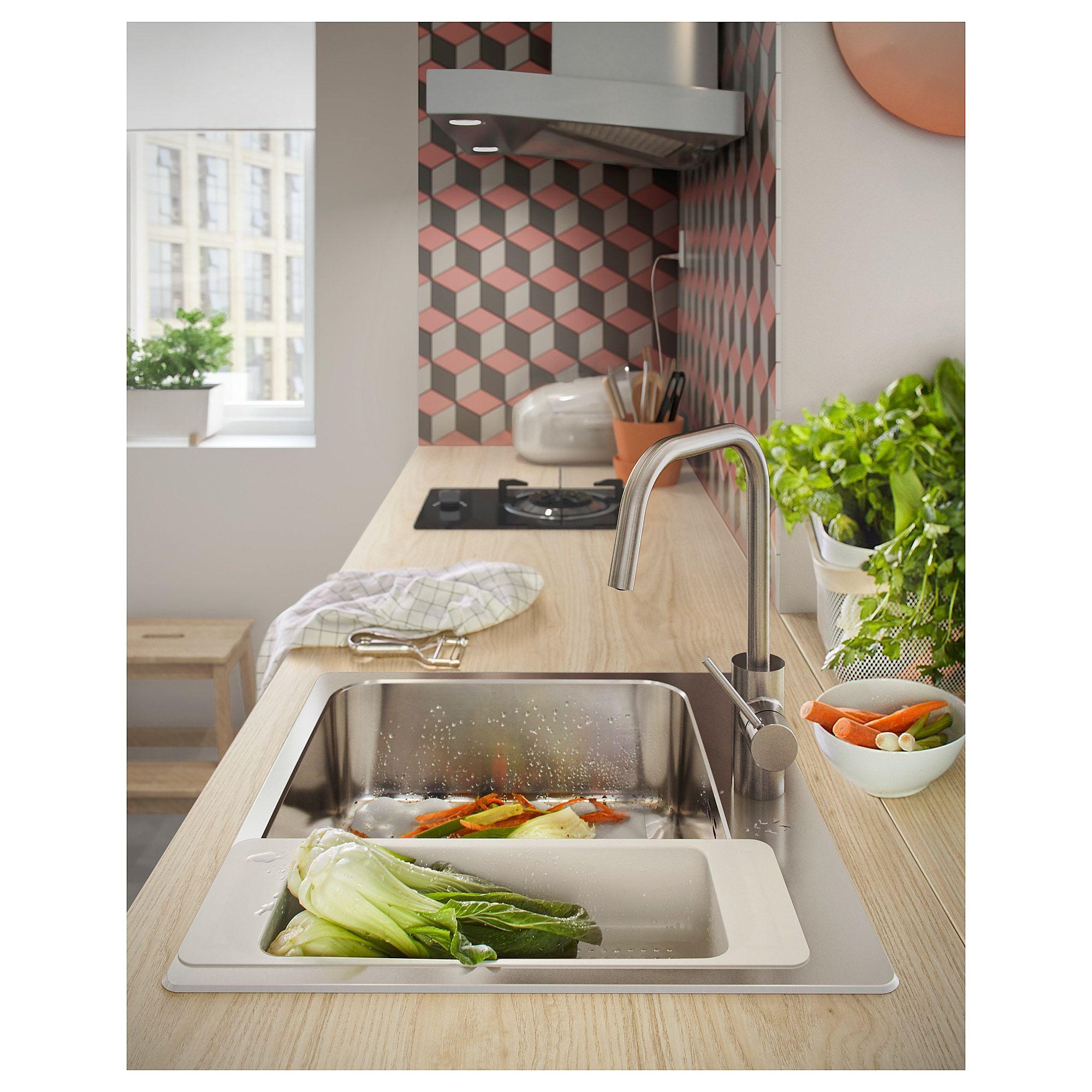 Ekbacken Countertop Ash Effect Laminate 74x1 1 8 188x2 8 Cm Countertops Laminate Countertops Kitchen Remodel