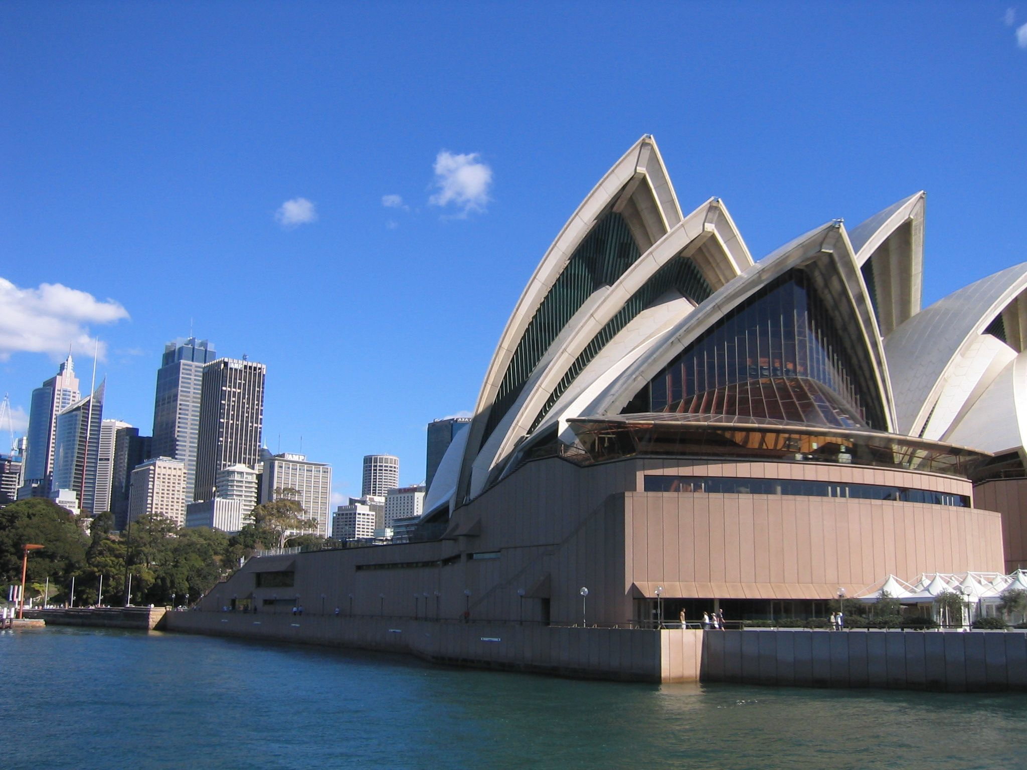 Sydney Austrália Design De Construção Lugares