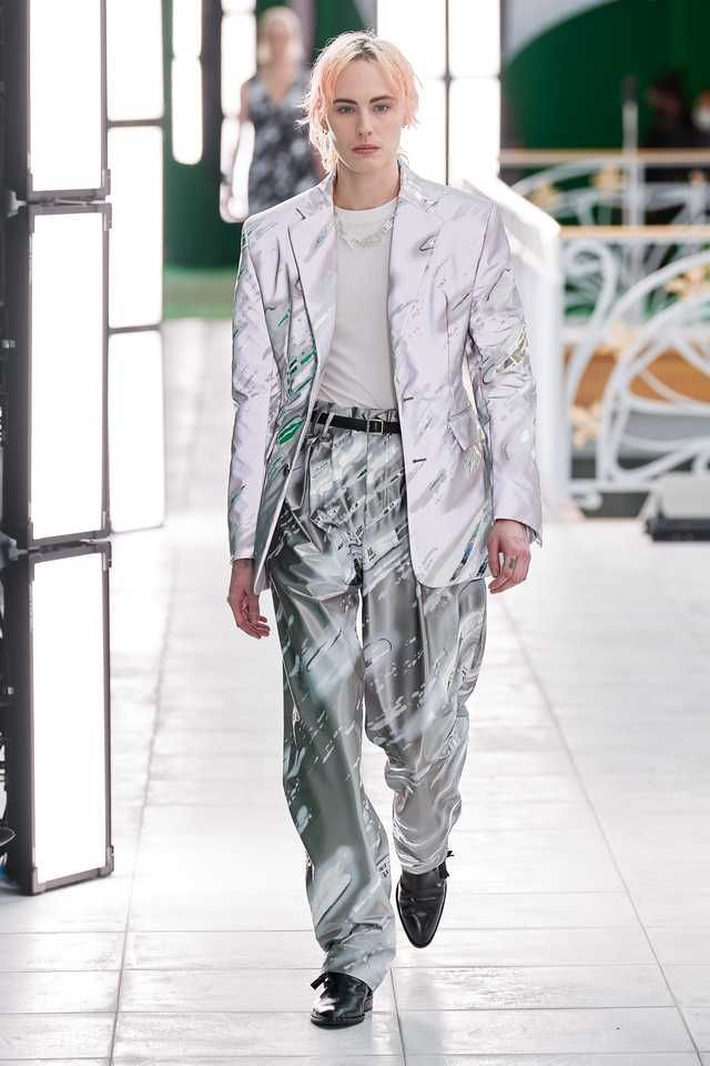 Category is: Pants on the Runway - Fashion Week Sp