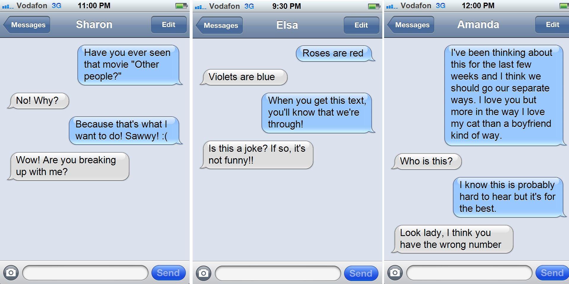 good ways to dump your boyfriend