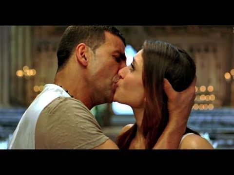 Hot Bollywood Kissing Scene