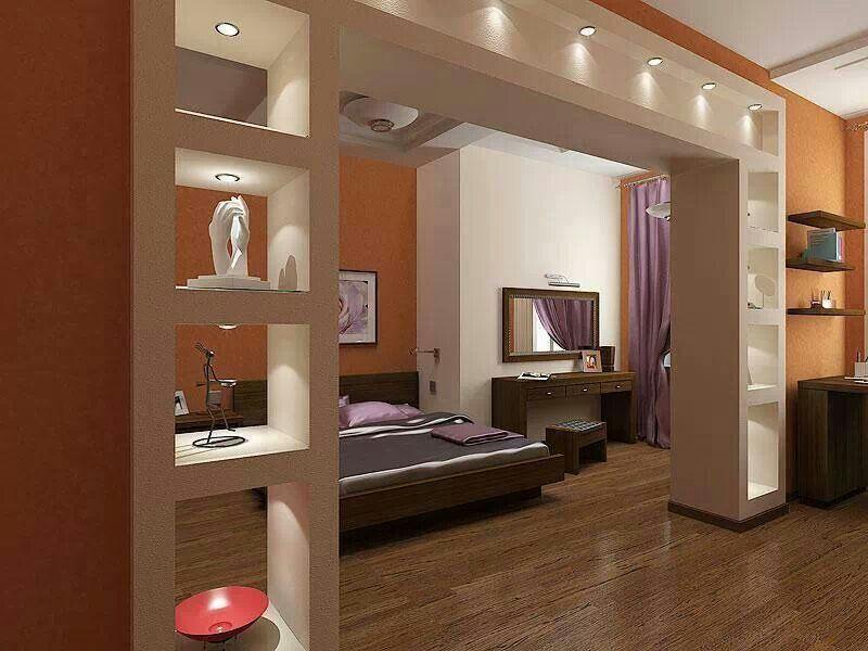 Pin By Artemisa Ponce On Home Decor Ceiling Design Bedroom Living Room Partition Design Room Design Bedroom ceiling design style trends