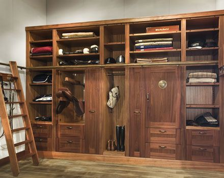 Extra neat tack room    10 of the Most Beautiful Tack Rooms Ever