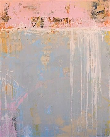 ERIN ASHLEY Contemporary Artist Title: Love notes