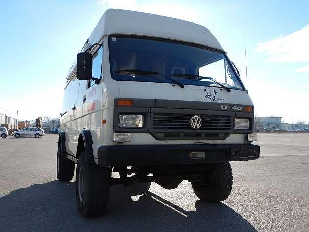 Volkswagen Lt 40 4x4 1995 19 500 Willhaben At Gebrauchte Wohnwagen Volkswagen Wohnwagen