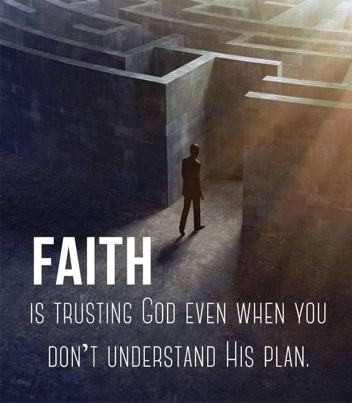Trust Gods Plan Superior Logic Over Your Own Sermons Pastor