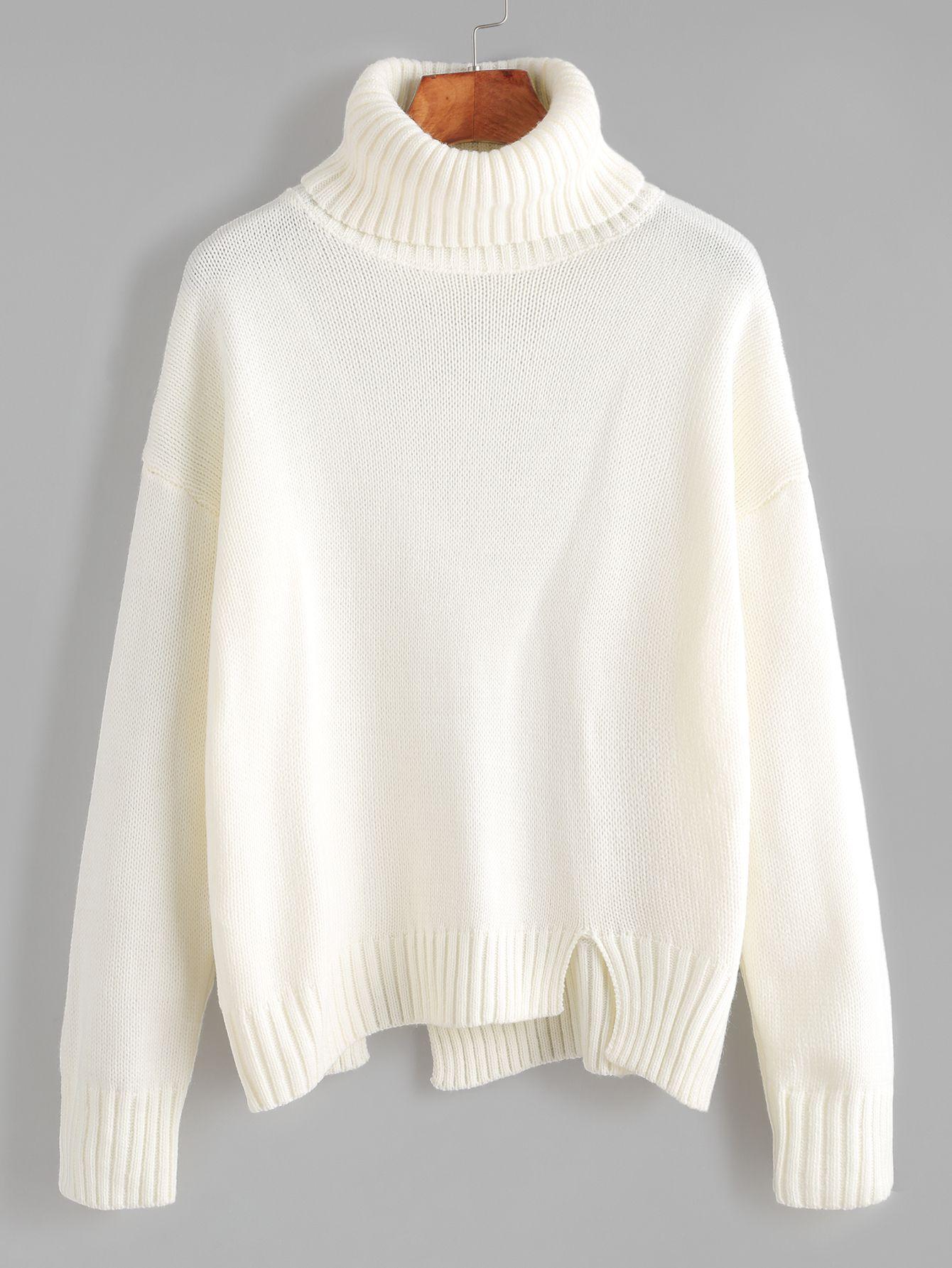 Compra para mujer suéter blanco online al por mayor de