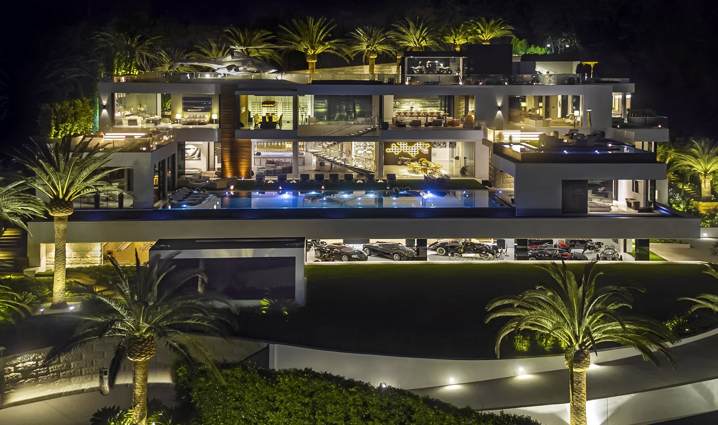 Incredible Tour Americas Most Expensive Home A Belair Giga Mansion Interior Design Ideas Clesiryabchikinfo