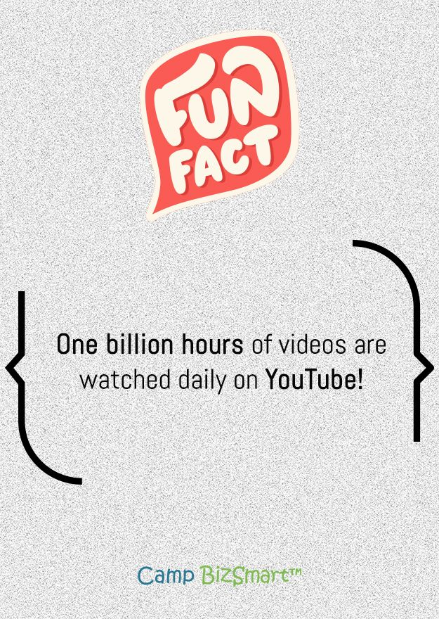 fun fact about youtube