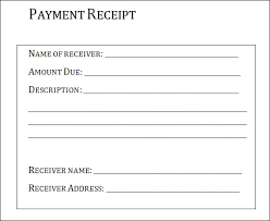Image Result For Acknowledgement Payment Sample Receipt Template Free Receipt Template Invoice Template Word