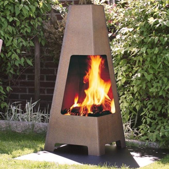 Jøtul Terrazza Outdoor Fireplace In 2020