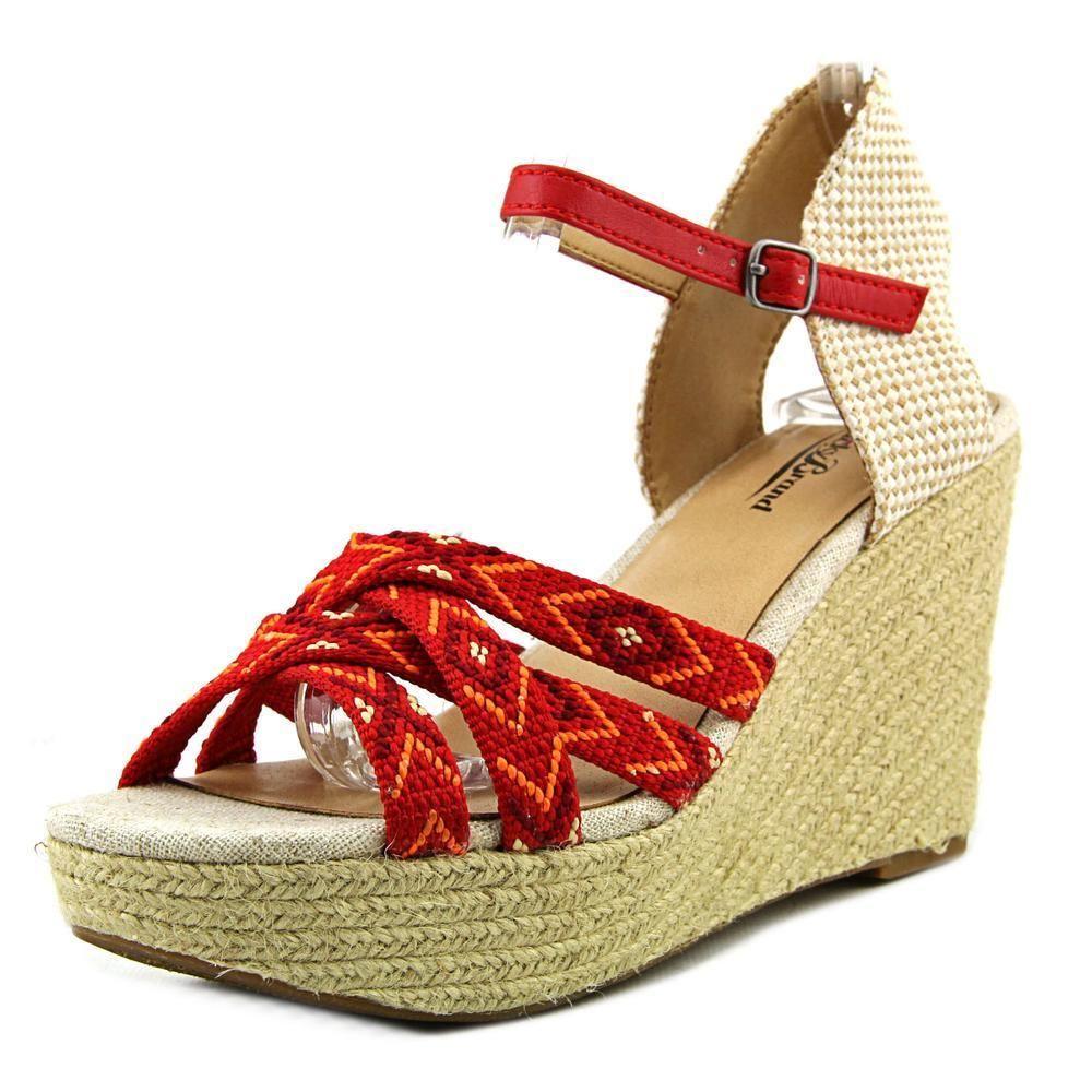 Lucky Brand Women's 'Mahima' Canvas Sandals