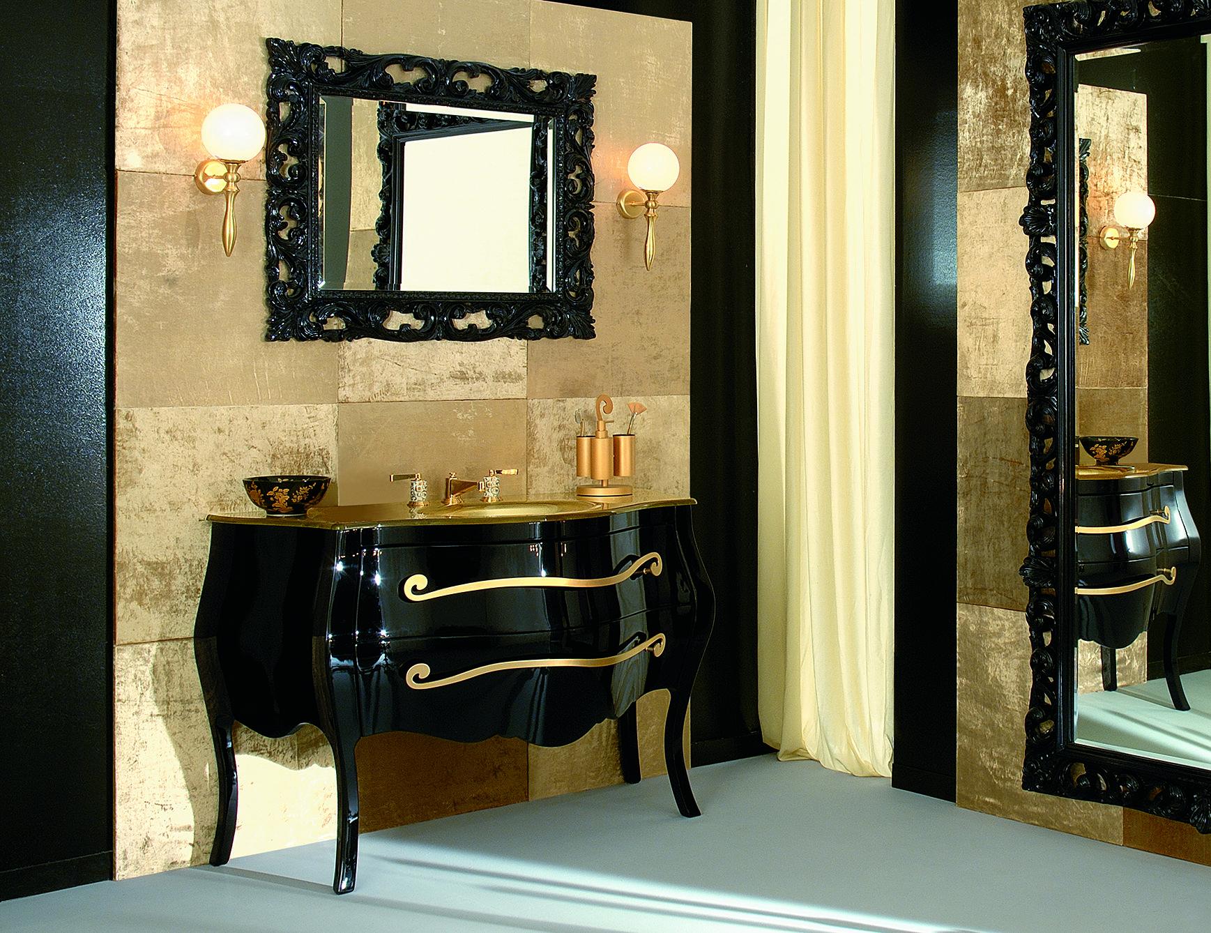 Bathroom : Remarkable Black Bathroom Decorating Ideas Luxury ...