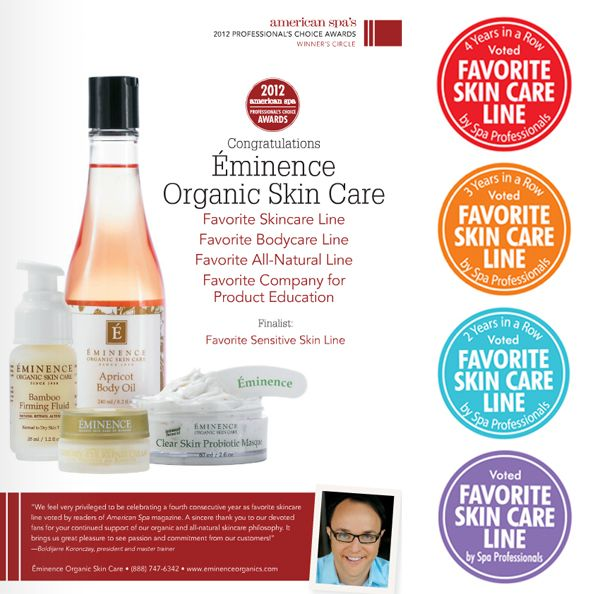 Eminence In The News Eminence Organic Skin Care Eminence Organic Skin Care Organic Skin Care Lines Organic Skin Care