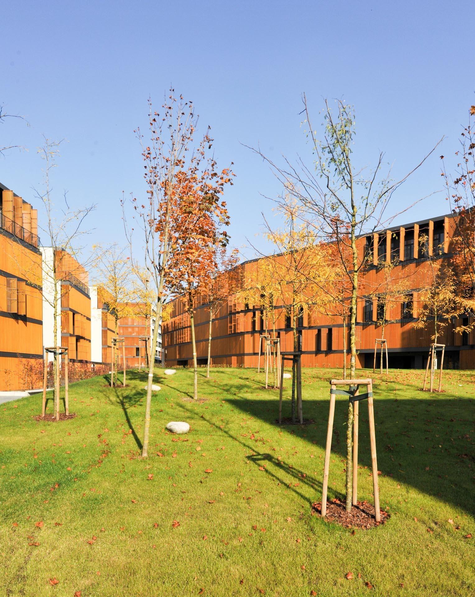Jems Architekci  Appartments Wilanowska Warsaw