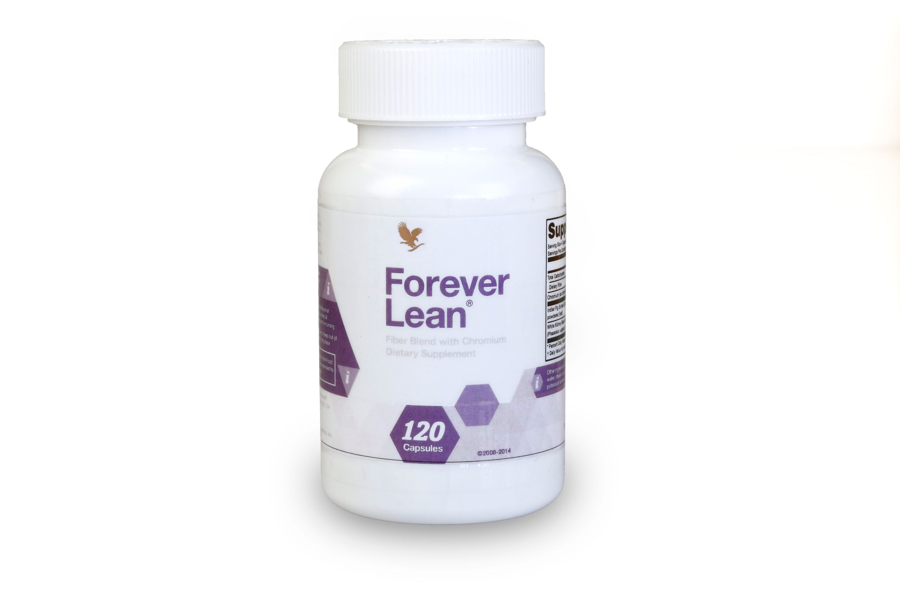 Forever Lean® contains two revolutionary ingredients that can help reduce the body's absorption of calories from fat and carbohydrates.