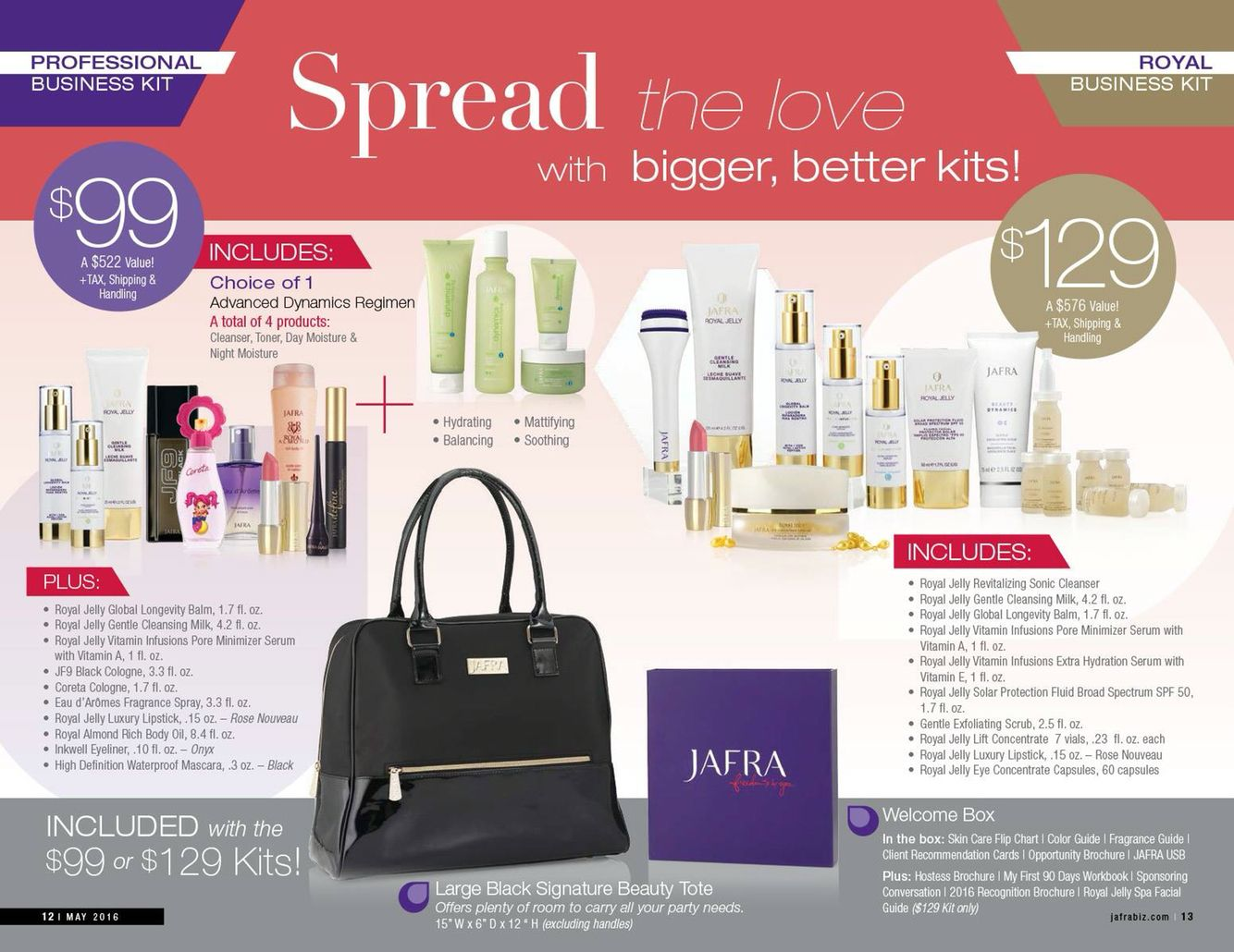 Business Kits For 2016 Message Me Details On How To Get Yours Jafra Hydrating Night Moisture