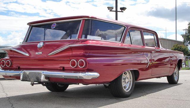 Photos Of 1960 Impala Nomad 1960 Brookwood Wagon Station Wagon