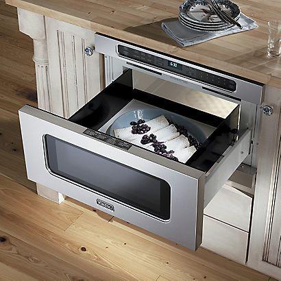 Undercounter Drawermicro Oven Vmod Viking Range Llc With Images Tiny House Kitchen Viking Kitchen
