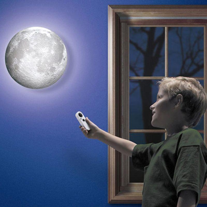 Remote Control Healing Moon Lamp From Apollo Box My Room Night Light Led Night Light