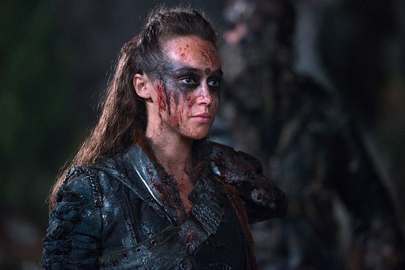 Image result for the 100 lexa